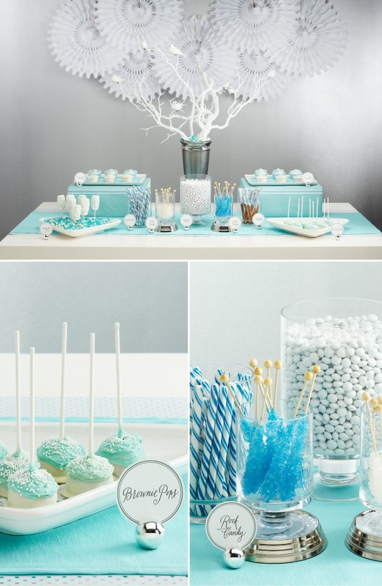 My love is blue living x design - Idee deco baby shower ...