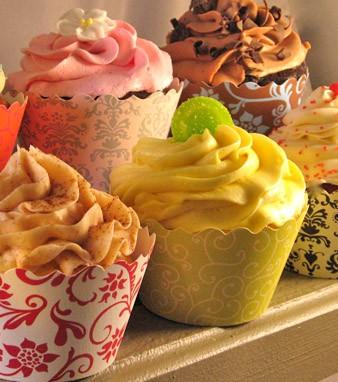 Cupcakes | Living x Design