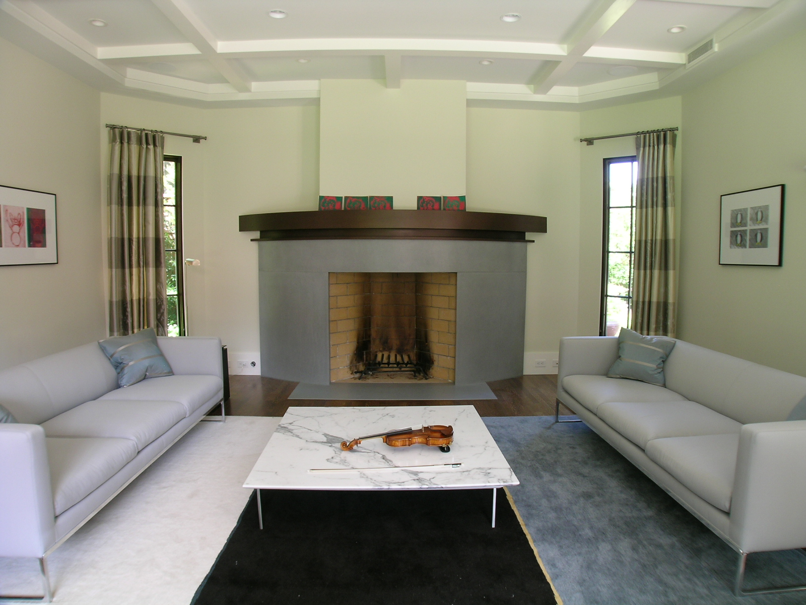 Posts about fireplace materials written by Carolyn Van Lang