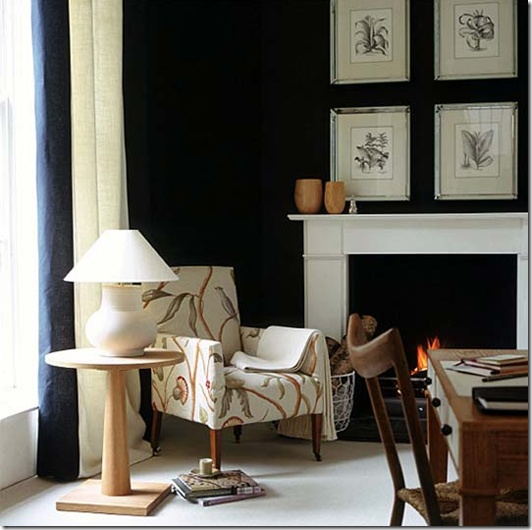 Living Room Colors For Dark Furniture