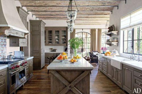 ranging over greige kitchens – living x design