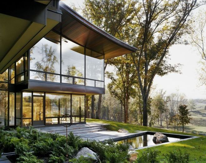 Looking Through Glass Houses Living X Design