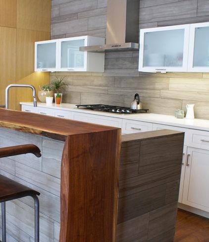 Use of live edge wood living x design for Live edge kitchen island