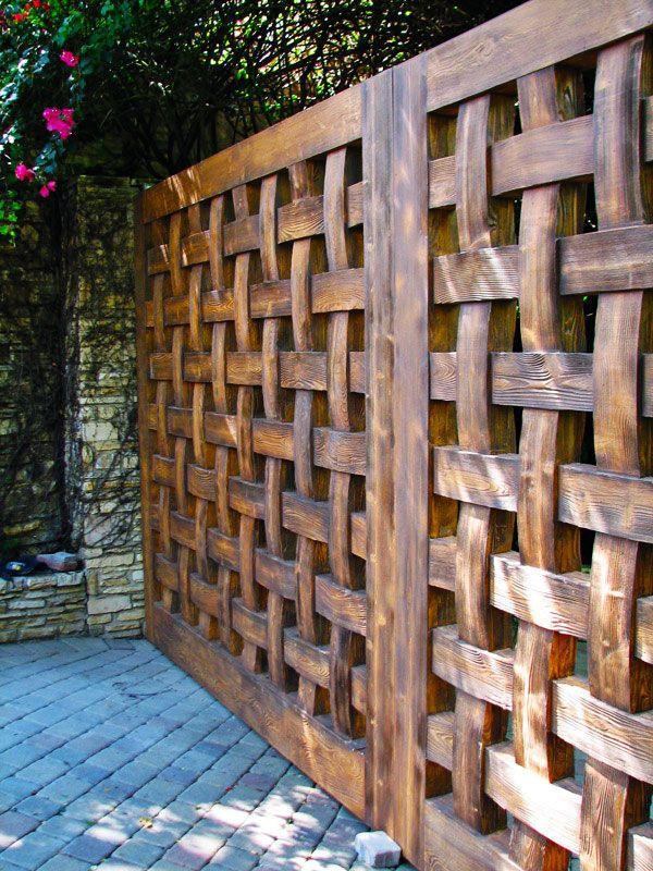 Fence Minding Living X Design